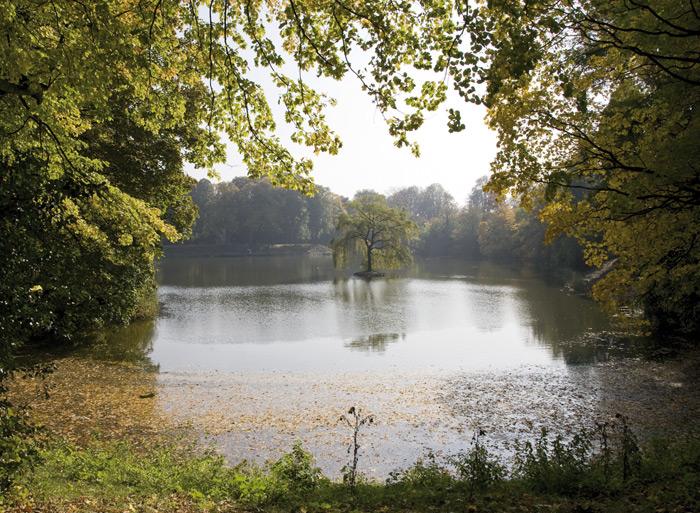Osdtpark Grafenberg