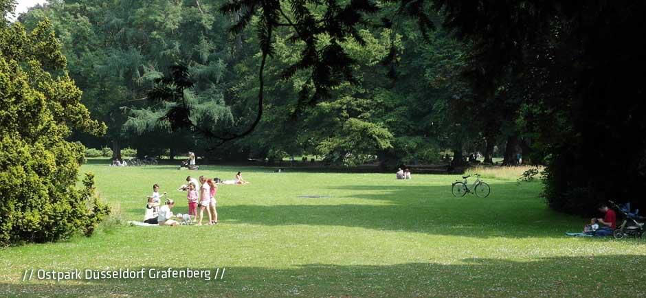Ostpark-Duesseldorf-Grafenberg