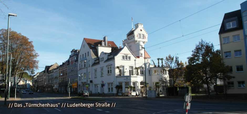 Tuermchenhaus-Ludenberger-Straße