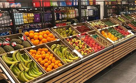 Aro-Supermarkt
